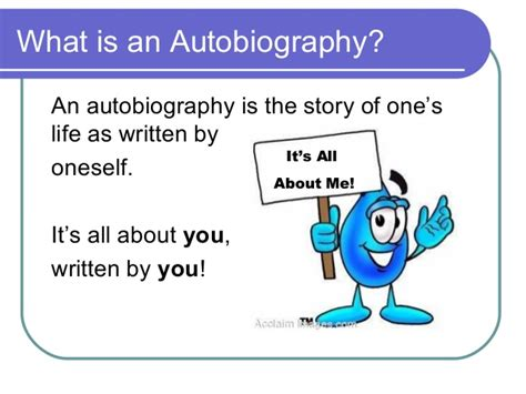 what is a biography and autobiography powerpoint autobiography review paragraph