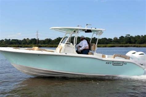 bass boat key 2018 key west 263 fs boats