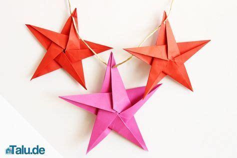 Bastel Ideen Weihnachten 5915 by Origami Falten Aus Papier Basteln