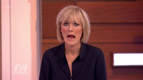 loose women jane moore new haircut 2016 loose women jane moore new haircut 2016