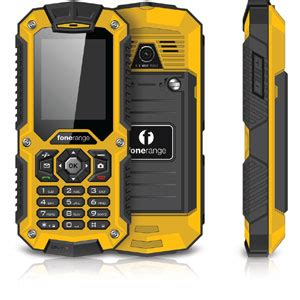tough and rugged fonerange rugged 128 tough sim free unlocked mobile phone