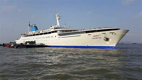 boat service from mumbai to goa mumbai to goa cruise will start on 11 october tickets may