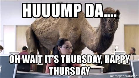 Hump Day Camel Meme Generator