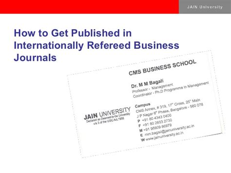 research papers published in journals bagali mm hr as subject publication research paper
