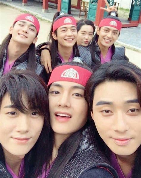 kim taehyung korean drama hwarang kim taehyung pinterest hwarang bts and drama
