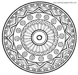 free mandalas to print and color mandala color page coloring pages for