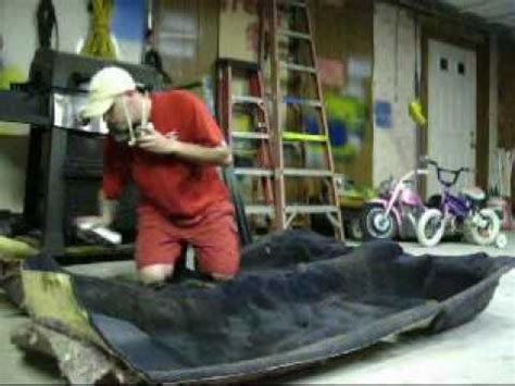 Dying Auto Upholstery by Duplicolor Vinyl Fabric Dye