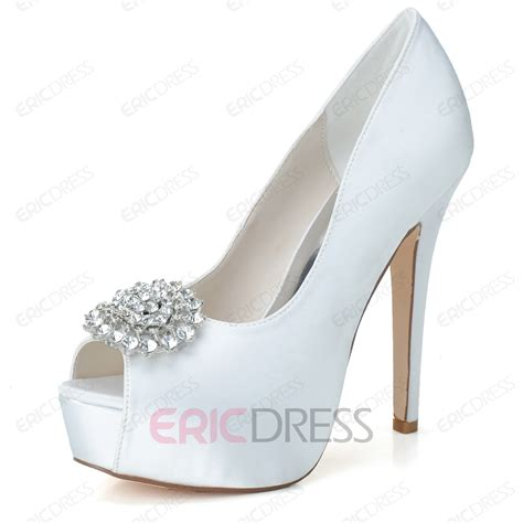 comfortable high heels for wedding ericdress comfortable high heel wedding shoes wedding