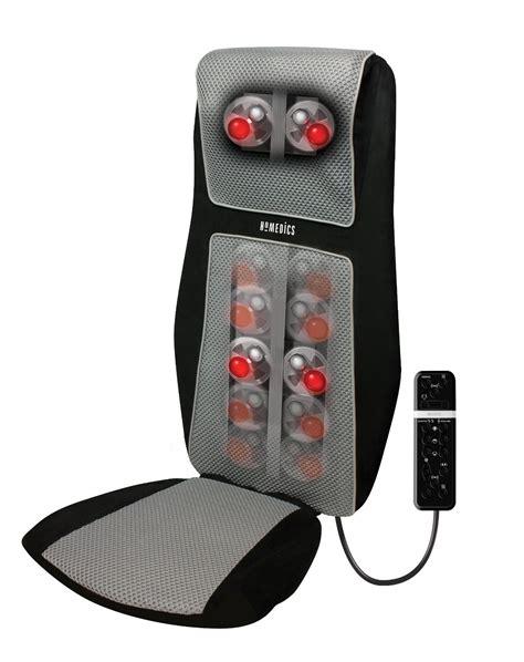 poltrona massaggiante homedics sedile massaggiante gli schienali migliori secondo noi