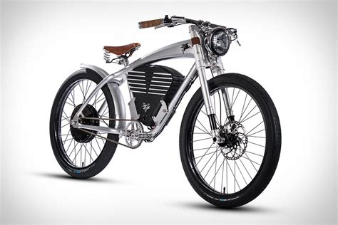 bmw bicycle vintage vintage electric emory outlaw tracker bike uncrate