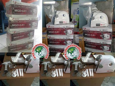 Harga Mesin Giling Daging Dan Ikan Mgd G31 mesin penggiling daging listrik toko mesin madiun toko