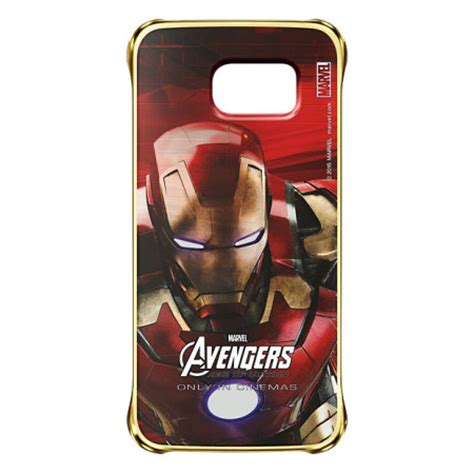 Samsung S5 Iron Spigen Armor official samsung marvel galaxy s6 iron