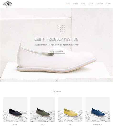 shopify themes shoes 7 of the best shopify themes for shoe footwear stores