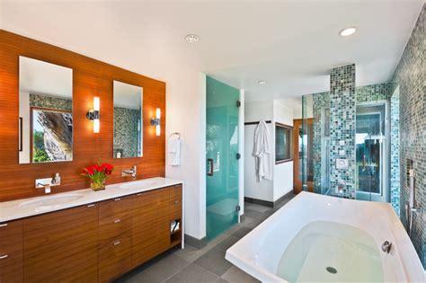 century home design inc mid century modern home contemporary bathroom santa barbara by ab design studio inc