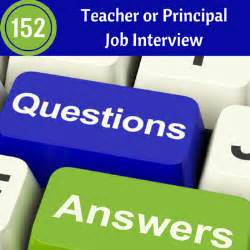 152 or principal questions and answers
