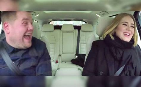 adele has never driven a car with a standard transmission before we ve never been happier about seeing adele take a car