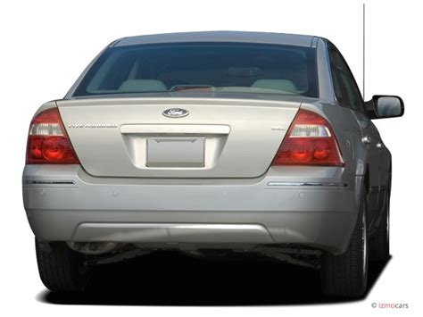how to fix cars 2006 ford five hundred spare parts catalogs image 2006 ford five hundred 4 door sedan sel rear exterior view size 640 x 480 type gif