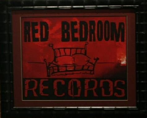 the red bedroom records images red bed wallpaper and
