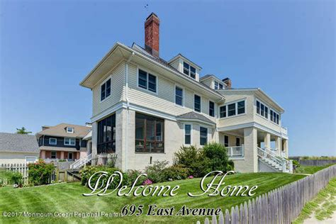 Luxury Cottages In Jersey by New Jersey Waterfront Property In Tom S River Ortley Point Pleasant