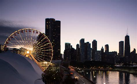 at the ferris wheel the memoirs of richard k hill books time to say goodbye to navy pier s wheel in the sky