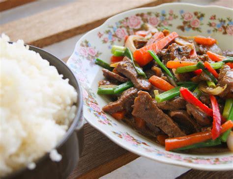 Stir Hitam Putih 1 Daging Lada Hitam Stir Fried Enyabdullah