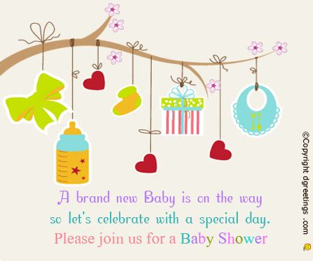 Baby Shower In Honor Of Or Baby by Baby Shower Invitation Wording