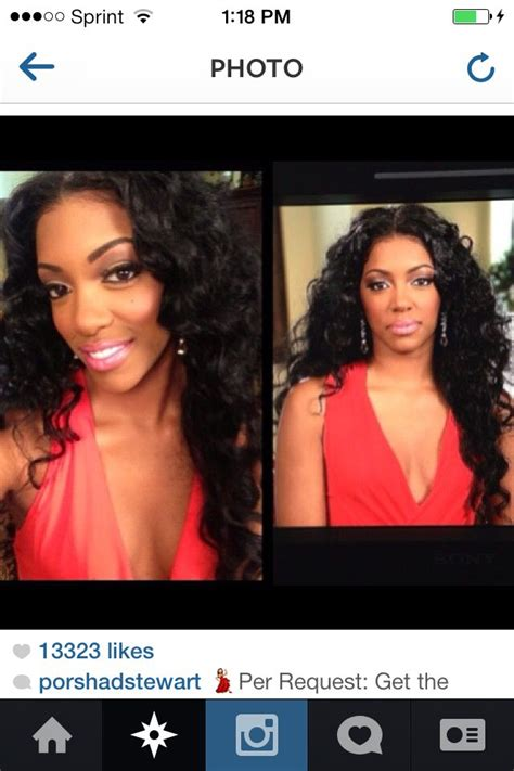 where does porsha stewart get her weave dobe 112 best ideas about porsha williams on pinterest
