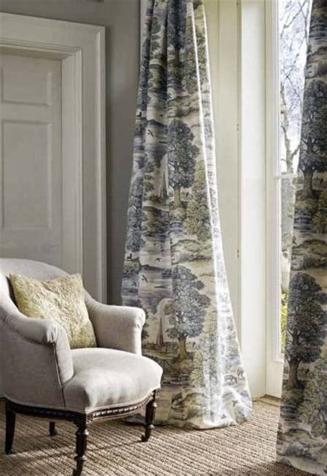 drapes english 25 best ideas about toile on pinterest toile bedding