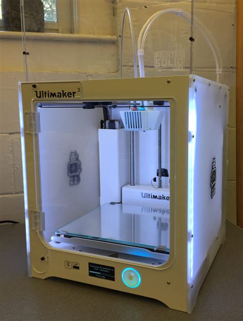 Printer 3d Ultimaker new ultimaker 3 3d printer swarthmore college its