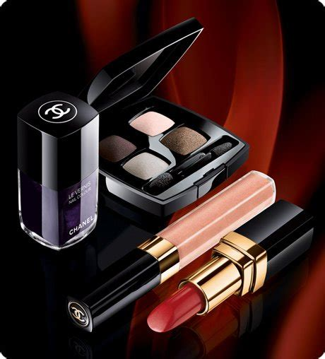 Makeup Chanel Ori chanel 2009 makeup collection product