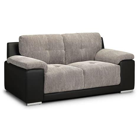 denver couches denver fabric 2 seater sofa
