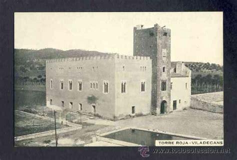 fotos antiguas viladecans postal de viladecans torre roja imp elzeviria comprar