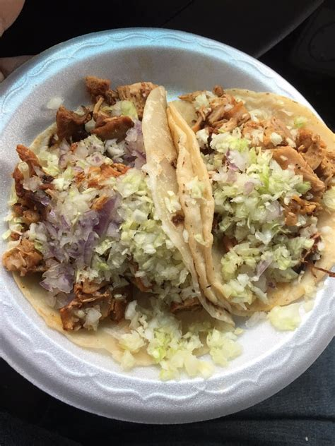 backyard taco mesa az chicken tacos yelp