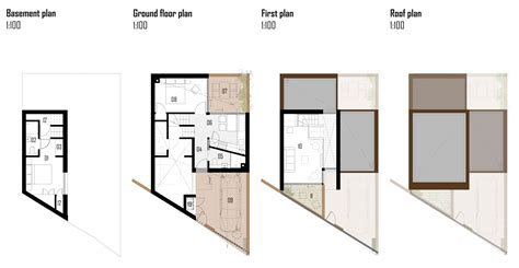 floor plans to build a house houses 171 snug architects