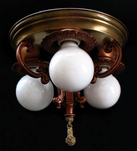 1920s bathroom light fixtures flush mount 1920s ceiling fixture mediterranean