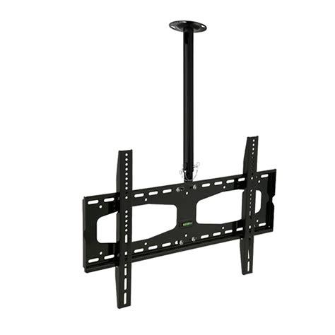 Tv Ceiling Brackets Uk by Professional Medium Length Rotating Flat Ceiling Bracket