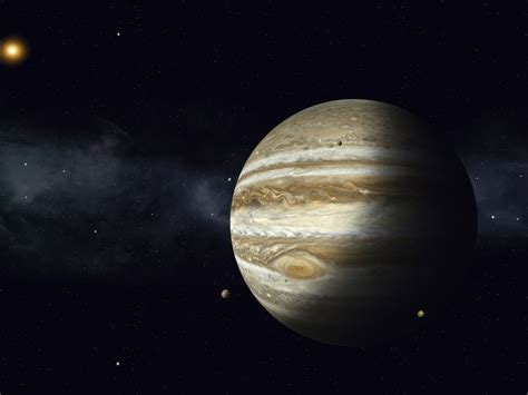 jupiter habria expulsado  planeta gigante del sistema solar