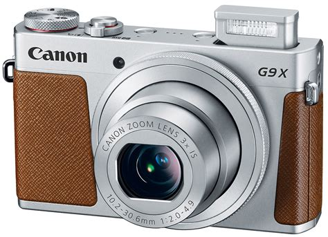 Canon Powershot G9x Ii Silver canon powershot g9x silver achat appareil photo compact