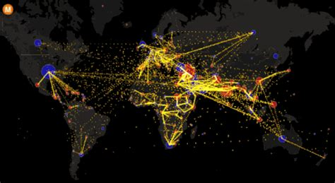 african pattern gif all the world s immigration visualized in 1 map metrocosm