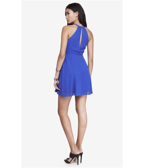 Hm Longdress Adeline Fit L turmec 187 express metallic jacquard fit and flare dress
