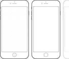 Iphone Wireframe Template by Excelentes Plantillas Para Crear Wireframes De P 225 Ginas Web
