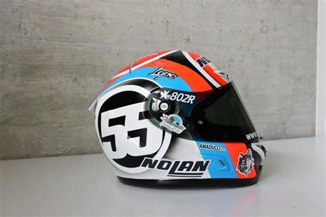 Helm Nolan N64 Canepa 10 merek helm racing terbaik di dunia 4muda