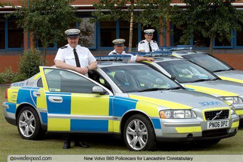 lancashire constabulary adds  diesel volvo  saloons   fleet swedespeed