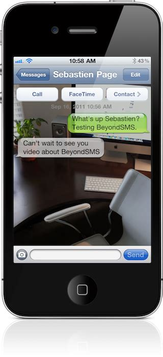 wallpaper camera tweak add live video wallpaper to stock sms with beyondsms