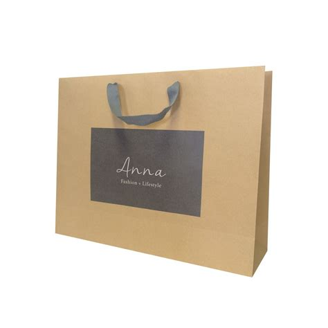 Paper Bag Custom luxury paper bag barry packaging custom printed paper bags
