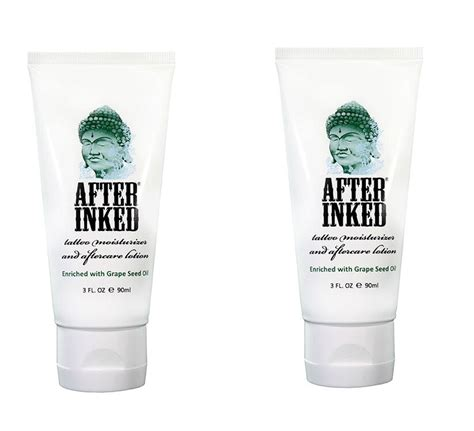 tattoo care cream after inked after care healing lotion