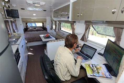 Vita Interiors Review by Vita Workabout Review Caravan World