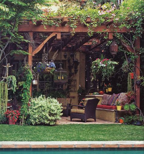 mediterranean backyard designs beverly hills peck