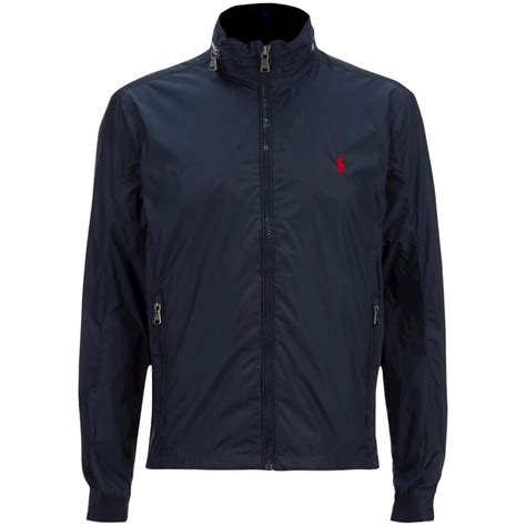 Jaket Parka Tipe A Polos Navy polo ralph s jacket aviator navy free uk delivery 163 50