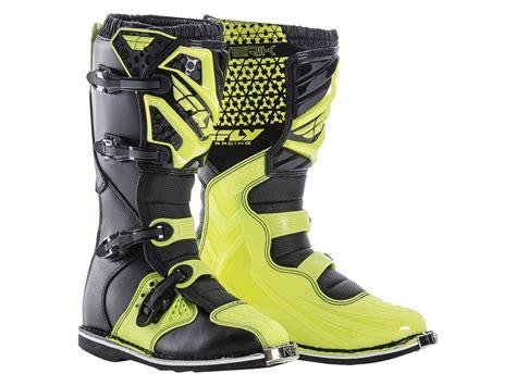 maverik motocross boots fly maverik 2017 mx boots the honda shop